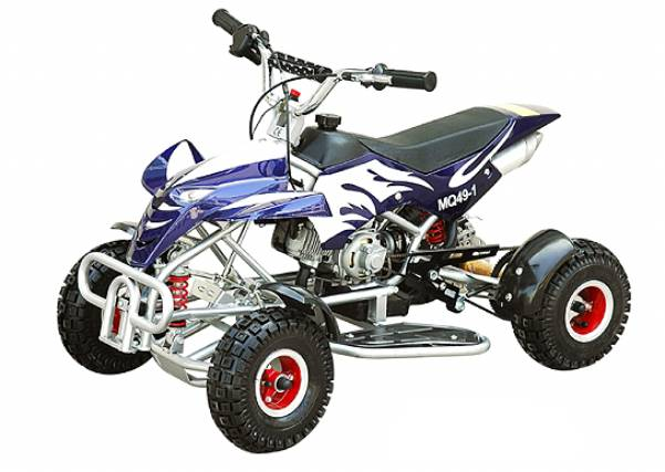POCKET QUAD ENFANT