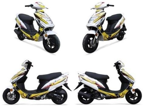 eco import scooter 50cc pas cher