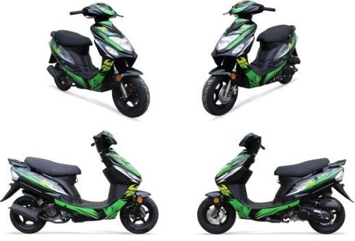 ecoimport scooter 50cc pas cher